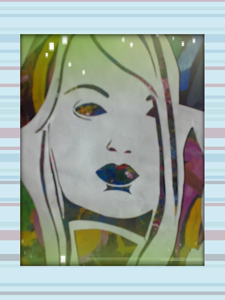 Kate Moss Disintegration by rebecca1