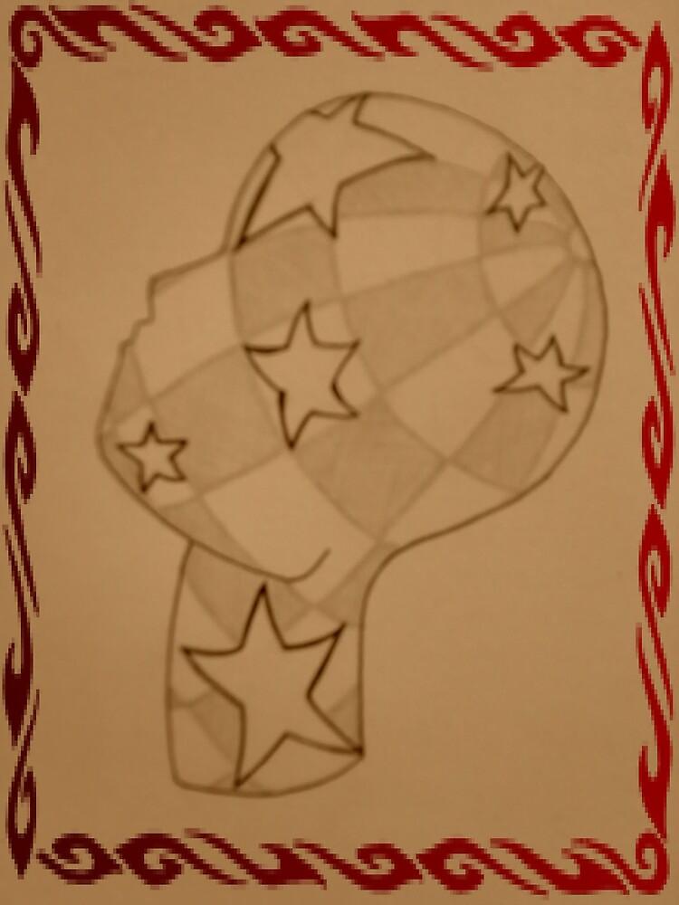 Star Thinker by rebecca1
