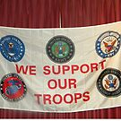 MERRY CHRISTMAS TO ALL OF OUR TROOPS.... by MsLiz