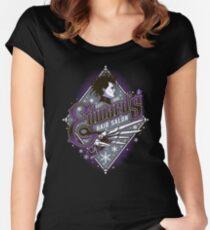 Edward's Salon Women's Fitted Scoop T-Shirt