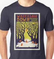 Watership Down by Richard Adams Unisex T-Shirt