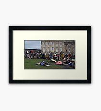 Jorkic Reenactors! Framed Print