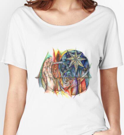 Caim Women's Relaxed Fit T-Shirt