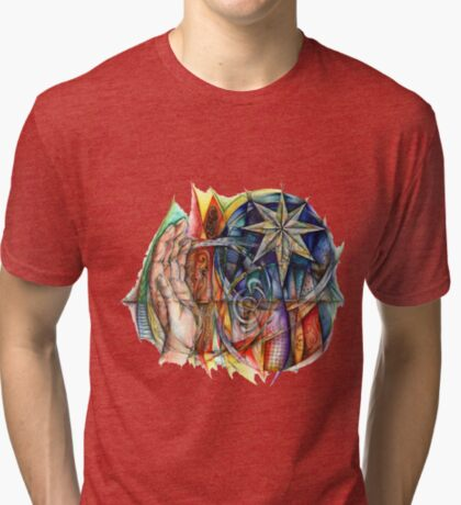 Caim Tri-blend T-Shirt