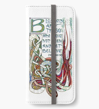 Blessed Are iPhone Wallet