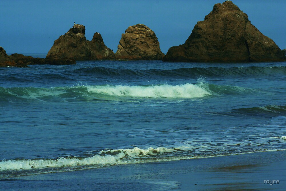 Rocks by royce