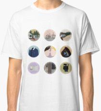 PHILKAS: A MINIMALIST LOVE STORY Classic T-Shirt