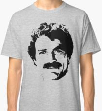 The Man With The Stache Classic T-Shirt