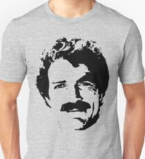 The Man With The Stache Unisex T-Shirt