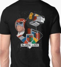 Black Lion and Pilot Unisex T-Shirt