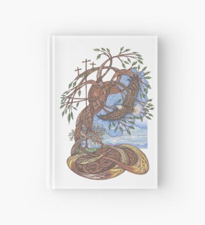 Faith, Hope and Eternal Love Hardcover Journal