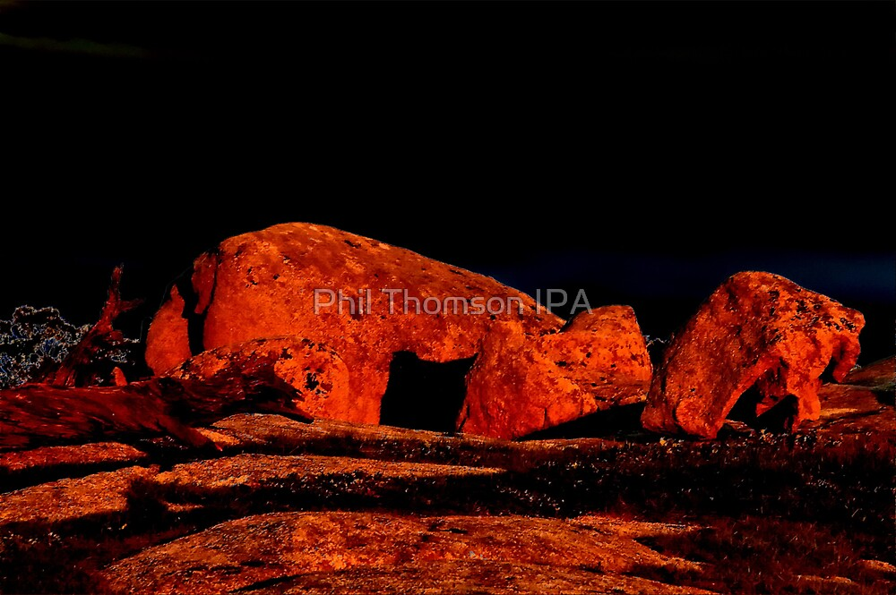 Monsters in the Night !! by Phil Thomson IPA