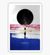 Mondlicht Sticker