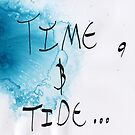 Time and tide  Variation 2 by Simon Rudd