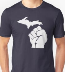 Michigan Resistance Unisex T-Shirt