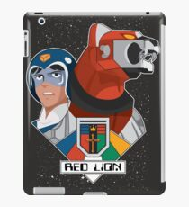 Red Lion and Pilot iPad Case/Skin