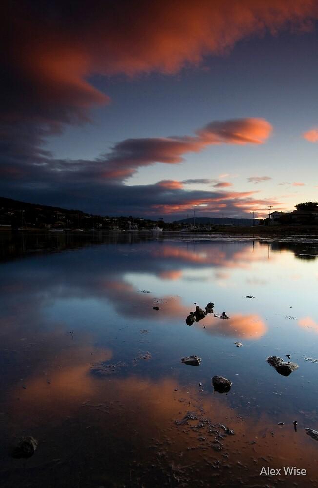 Lindisfarne Bay by Alex Wise