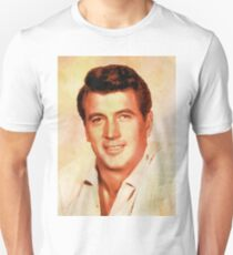 Rock Hudson Hollywood Actor Unisex T-Shirt
