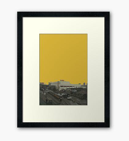 OBI Framed Print