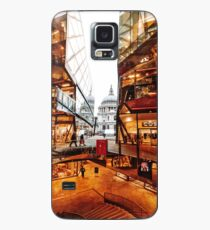 st. paul cathedral in London Case/Skin for Samsung Galaxy
