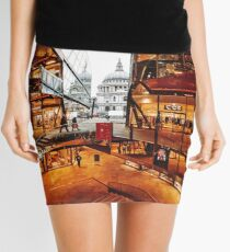 st. paul cathedral in London Mini Skirt