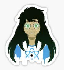 Jade Harley Bust Sticker