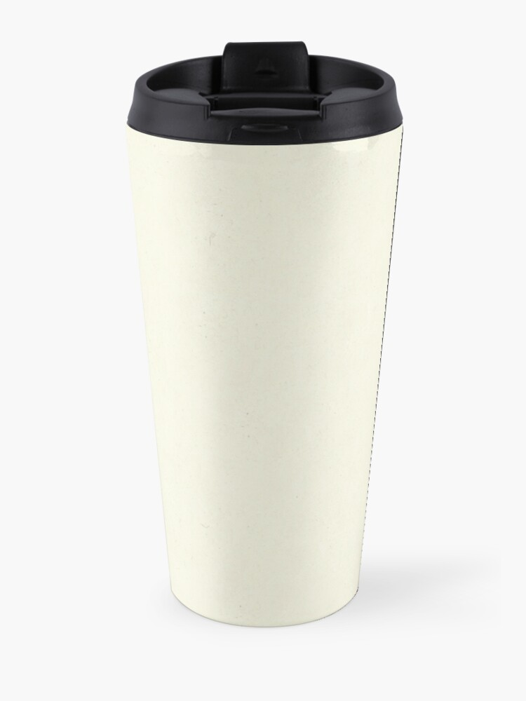 Alternate view of The Gentleman becomes a Hipster Travel Mug