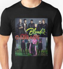 Blondie & Garbage Rage and Rapture Tour 2017 AK01 Unisex T-Shirt