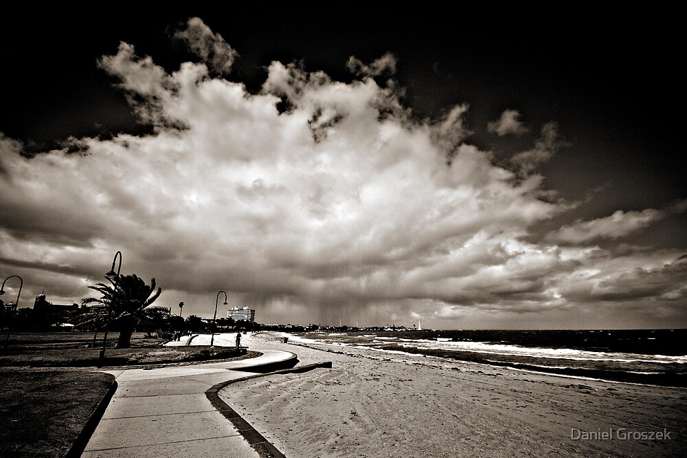 The Storm is Coming by Daniel Groszek