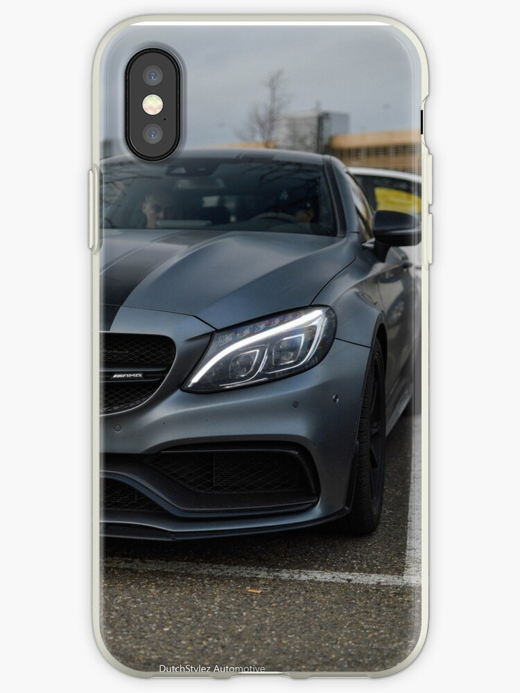 coque iphone xs mercedes amg