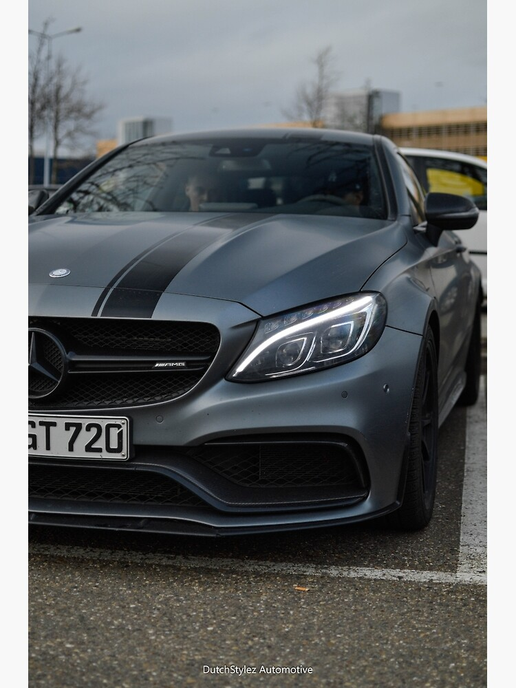 C63 Amg Coupe >> Mercedes Benz C63 S Amg Coupe C205 Edition 1 Photographic Print