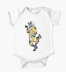 Tribal Wild Dog Kids Clothes