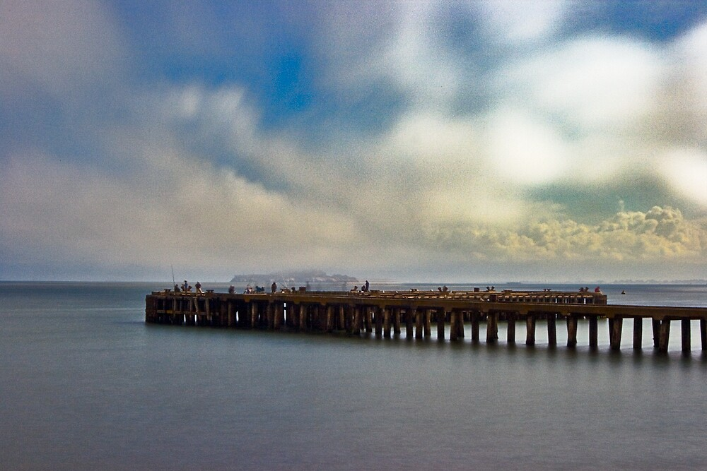 SF Bay by Michael Mancini