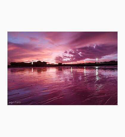 Colours of the Wet Season Photographic Print