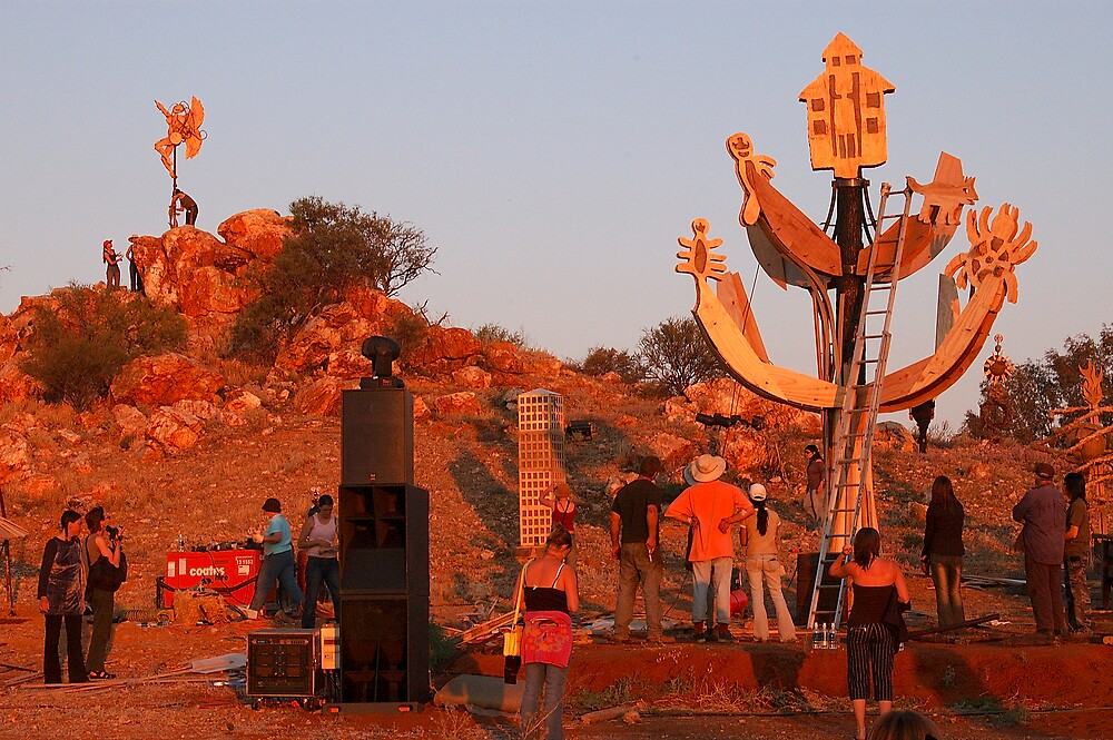 Outback festival by odeliska