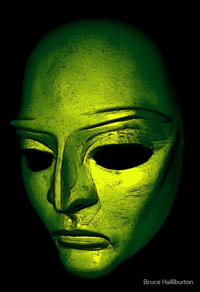 The Mask by Bruce Halliburton