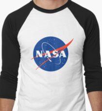 NASA Vintage Men's Baseball ¾ T-Shirt
