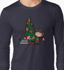 Christmas Doctor! Christmas! Long Sleeve T-Shirt
