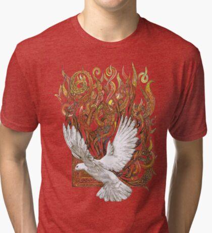 Spirit of God Tri-blend T-Shirt