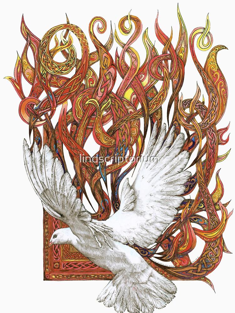 Spirit of God by lindscriptorium