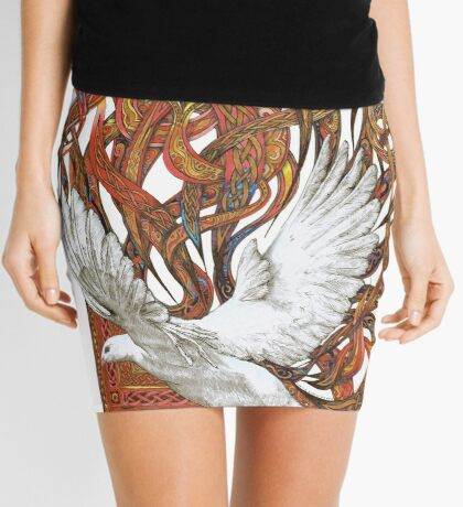 Spirit of God Mini Skirt