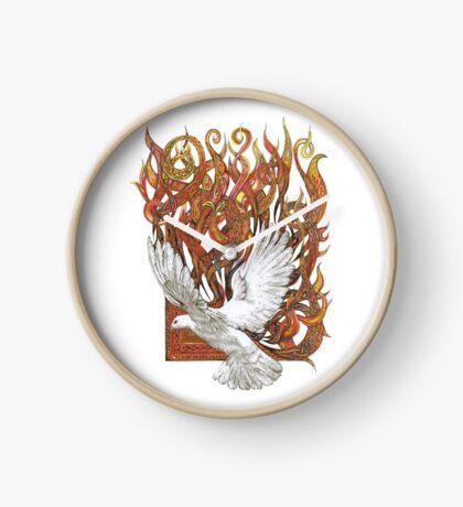 Spirit of God Clock