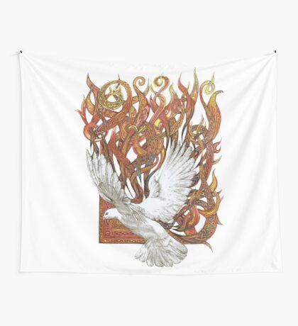 Spirit of God Wall Tapestry
