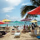 DISNEY BEACH by Elizabeth Burton