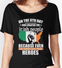 Funny Irish Irish American Women's Relaxed Fit T-Shirt