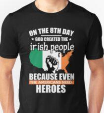 Funny Irish Irish American Unisex T-Shirt