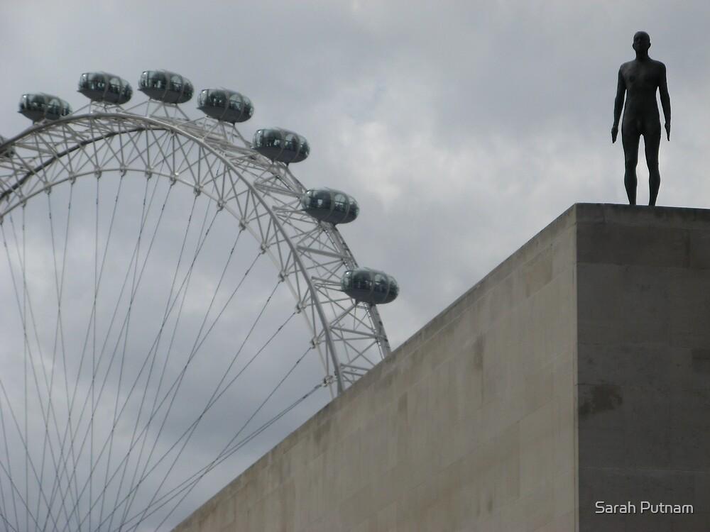 Structural Contrast by Sarah Putnam