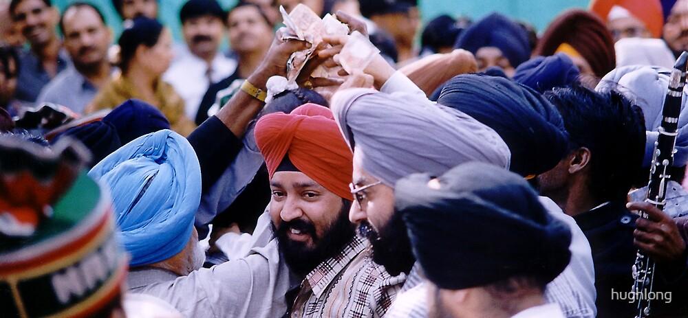 Delhi Wedding by hughlong