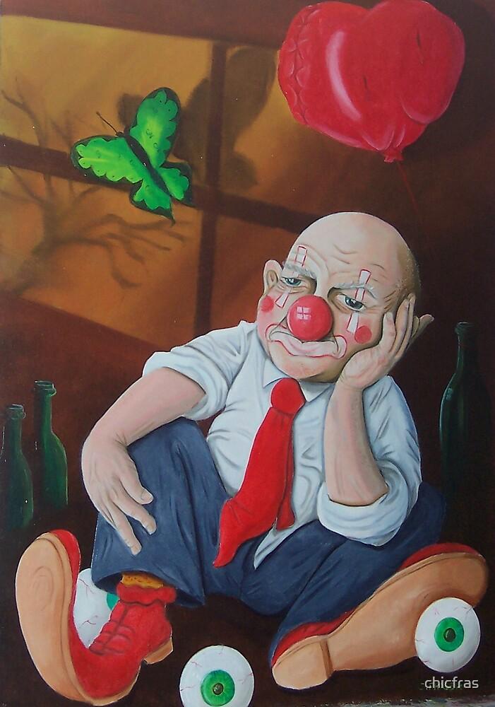 clown by chicfras