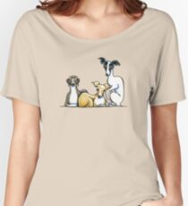 Italian Greyhound Trio Women's Relaxed Fit T-Shirt